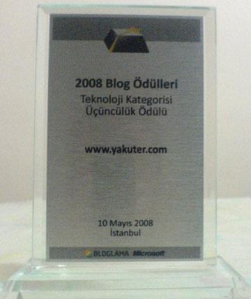 Blog Ödülleri 2008